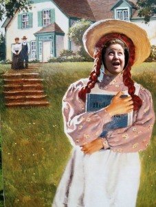 Michele of Green Gables